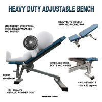 Signature Series Adjustable Bench